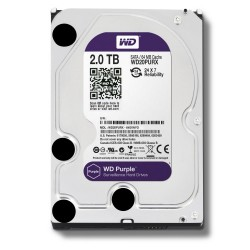 Western Digital 2TB Purple Surveillance HDD