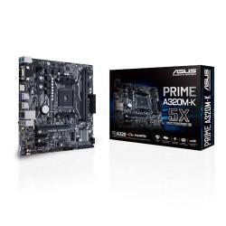 Asus Prime A320M-K AMD AM4 uATX Motherboard
