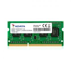 ADATA 8GB DDR3 1333 Bus Laptop Ram