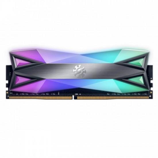 Adata XPG SPECTRIX D60G RGB 8GB DDR4 3600MHz Gaming Desktop RAM