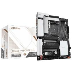 Gigabyte Aorus B550 Vision D AMD 3rd Gen Wi-Fi Motherboard