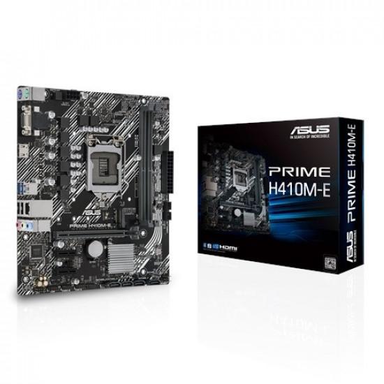 Asus Prime H410M-E Intel 10th Gen Micro-ATX Motherboard