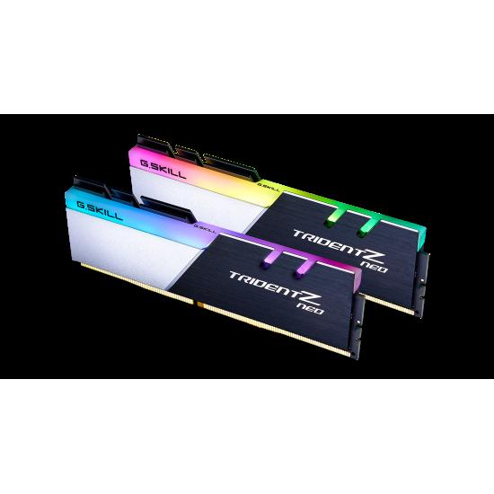 G.Skill Trident-Z NEO 8GBx2=16GB 3600MHz RGB DDR4 RAM