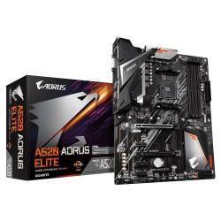 Gigabyte A520 Aorus Elite AMD AM4 ATX Gaming Motherboard