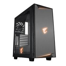 Gigabyte Aorus AC300W ATX MID-TOWER RGB Gaming PC CASE