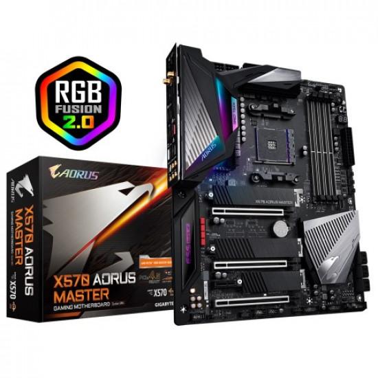 Gigabyte X570 Aorus Master AMD ATX Motherboard