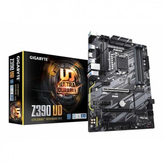 Gigabyte Z390 UD 9th Gen ATX Motherboard