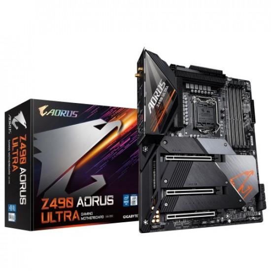 Gigabyte Z490 Aorus Ultra 10th Gen WiFi ATX Motherboard