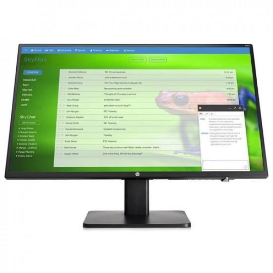 HP 23.8 Inch P241v Full HD Black Monitor