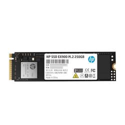 HP EX900 250GB M.2 PCIe NVMe SSD