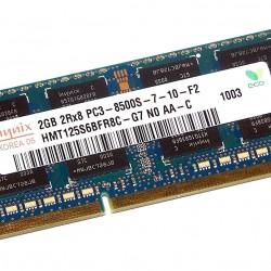 SK Hynix 2GB DDR3 1066 Bus Laptop Ram
