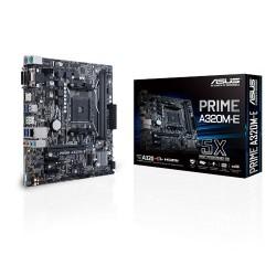 Asus Prime A320M-E AMD AM4 uATX Motherboard