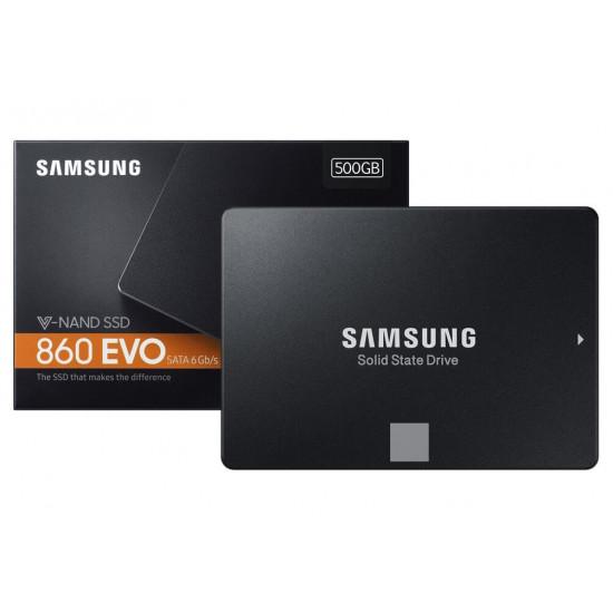 Samsung 860 Evo 500GB 2.5 Inch Internal SSD
