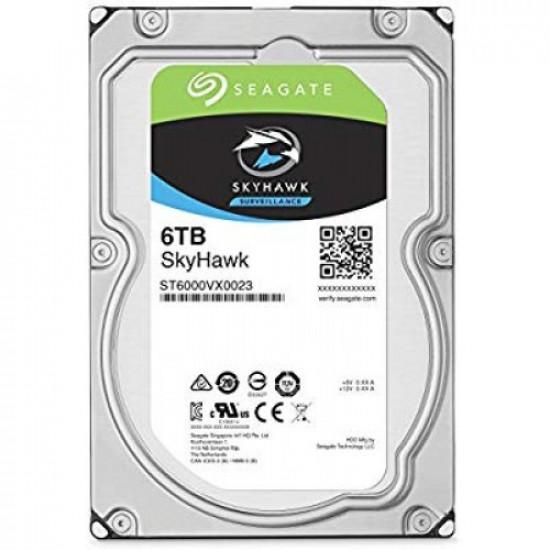 Seagate SkyHawk 6TB Surveillance HDD