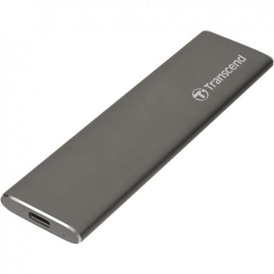 Transcend ESD250C 240GB Portable SSD