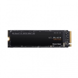 Western Digital Black SN750 250GB PCIe NVMe M.2 SSD