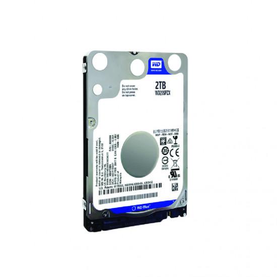 Western Digital 2TB Blue Laptop HDD